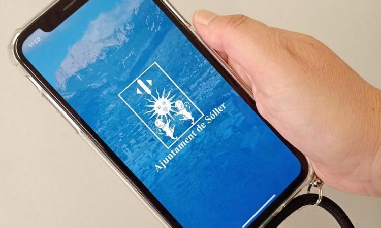 L'aplicació de l'Ajuntament acumula més de 1.200 descàrregues en un any