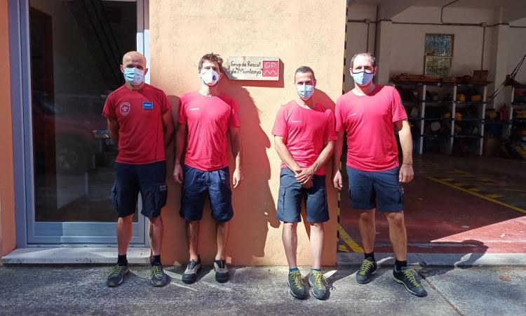 Més de 130 rescats a la muntanya en el que duim d'any