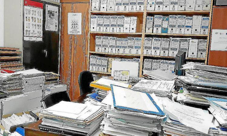 La Fiscalia arxiva la investigació dels 1.500 expedients d'obres